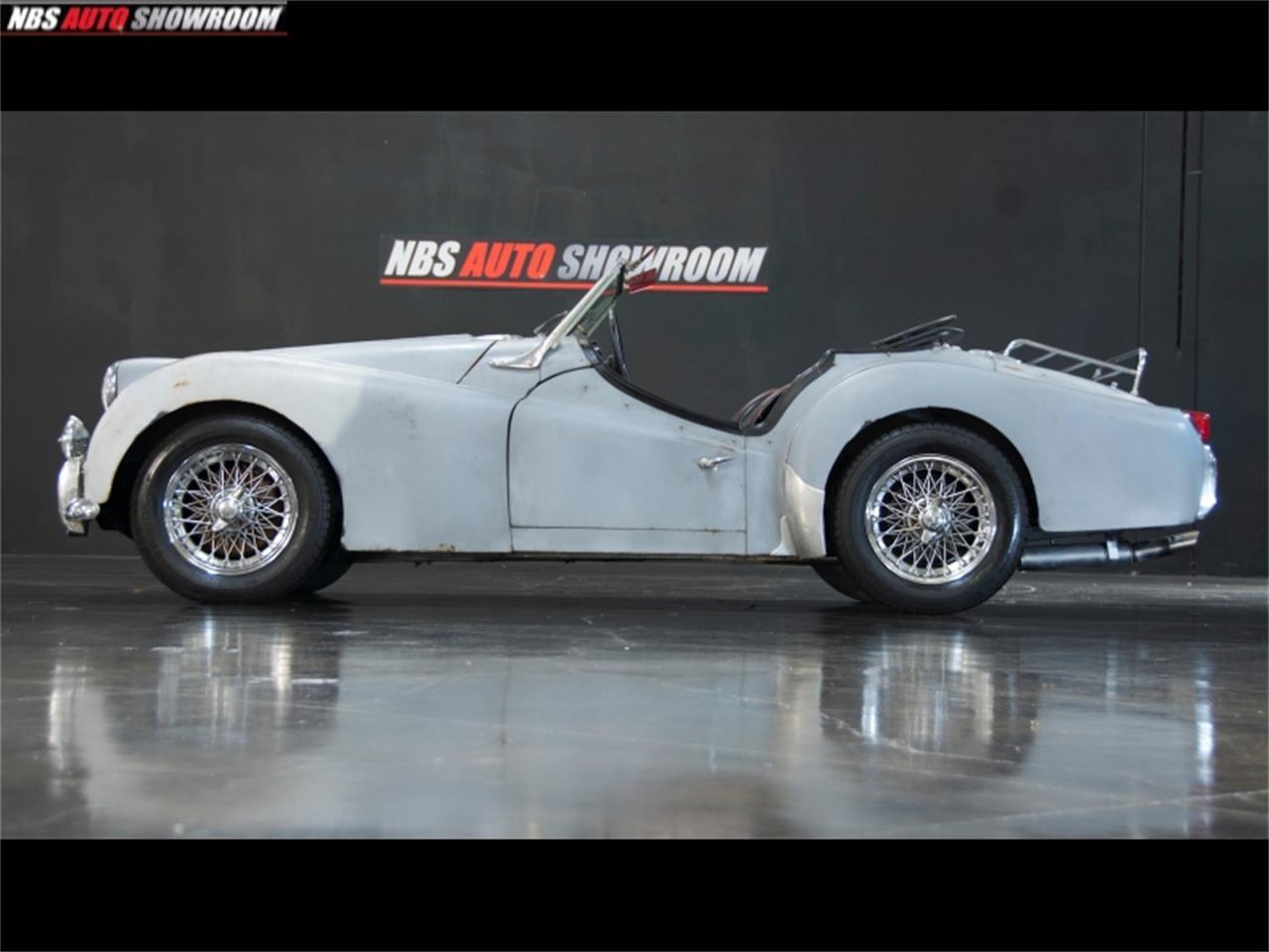 1959 Triumph TR3A (CC-1200052) for sale in Milpitas, California