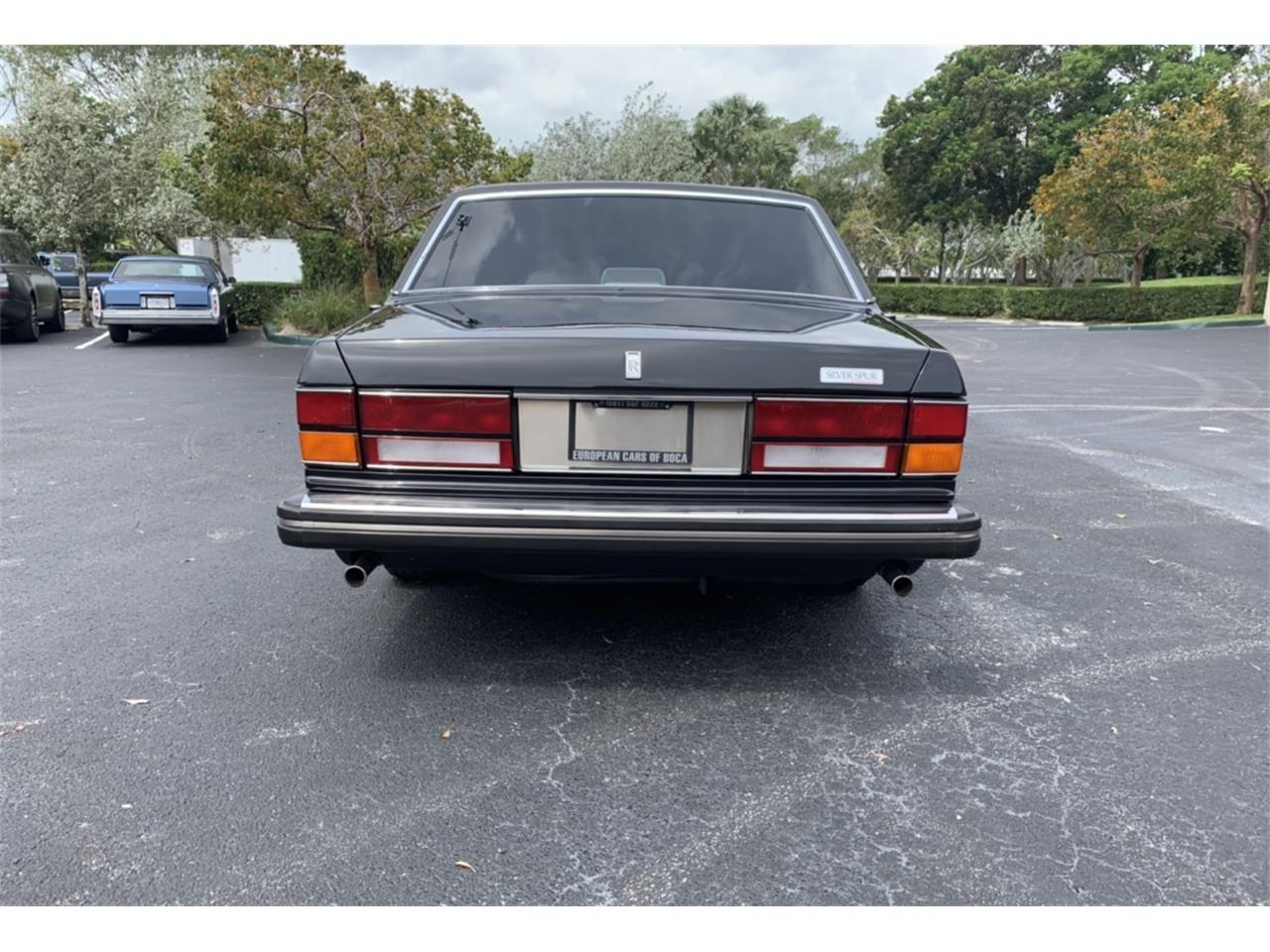 1987 Rolls-Royce Silver Spur (CC-1205274) for sale in BOCA RATON, Florida