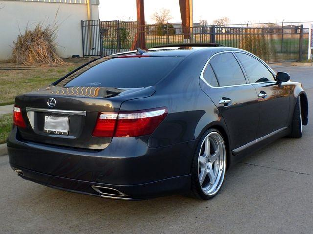 2008 Lexus LS (CC-1200536) for sale in Arlington, Texas