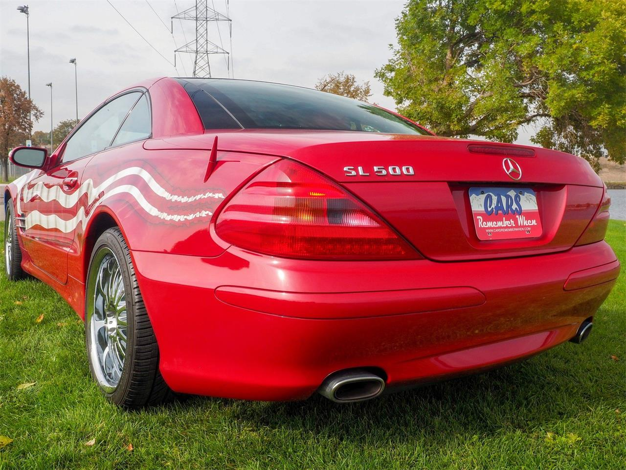 2004 Mercedes-Benz SL-Class (CC-1200054) for sale in Englewood, Colorado
