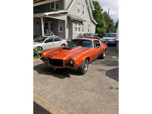 1971 Chevrolet Camaro (CC-1200557) for sale in West Pittston, Pennsylvania