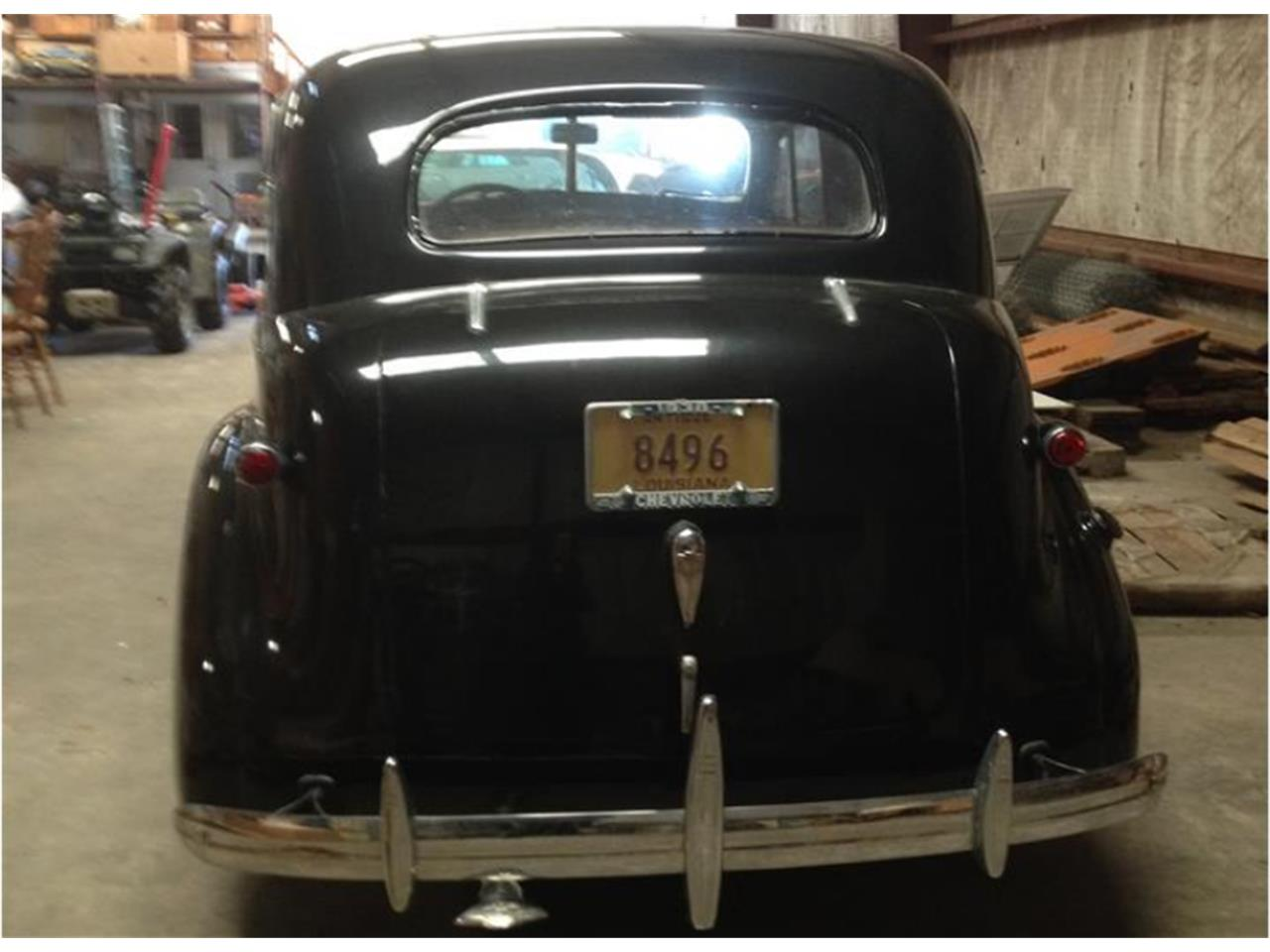 1939 Chevrolet Deluxe 4-Dr (CC-1205579) for sale in Columbia, Louisiana
