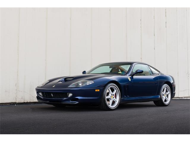 2001 Ferrari 550 Maranello (CC-1205581) for sale in Pontiac, Michigan