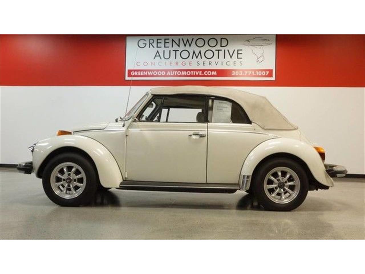 1979 Volkswagen Beetle (CC-1205590) for sale in Greenwood Village, Colorado