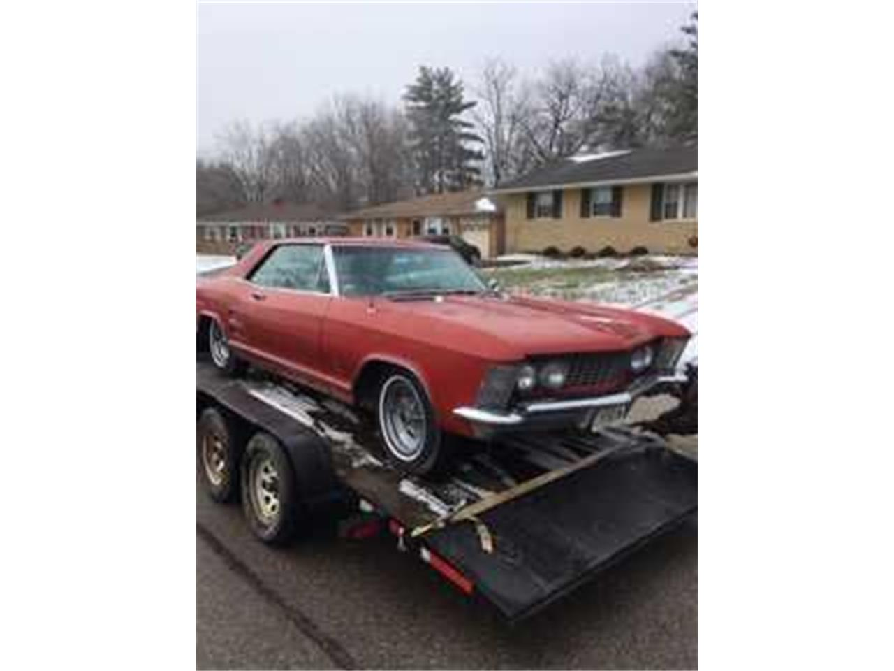 1963 Buick Riviera (CC-1205631) for sale in West Pittston, Pennsylvania