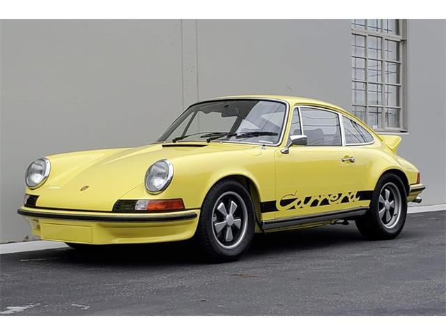 1973 Porsche 911 (CC-1205674) for sale in Costa Mesa, California