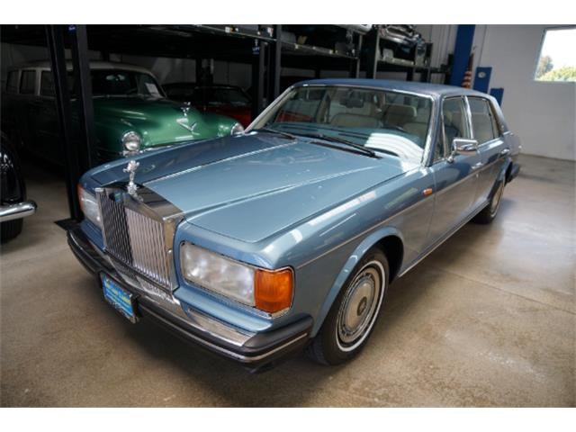 1993 Rolls-Royce Silver Spur (CC-1205684) for sale in Torrance, California