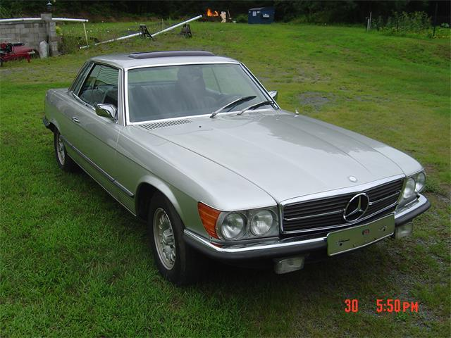 1973 Mercedes-Benz 450SL (CC-1205729) for sale in Halfmoon, New York