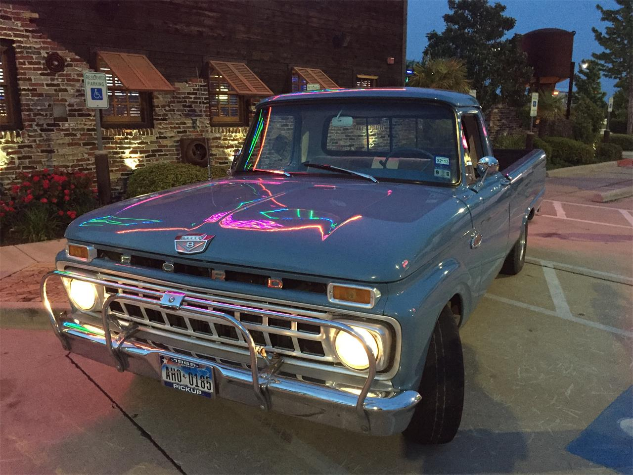 1965 Ford F100 (CC-1205733) for sale in Arlington, Texas
