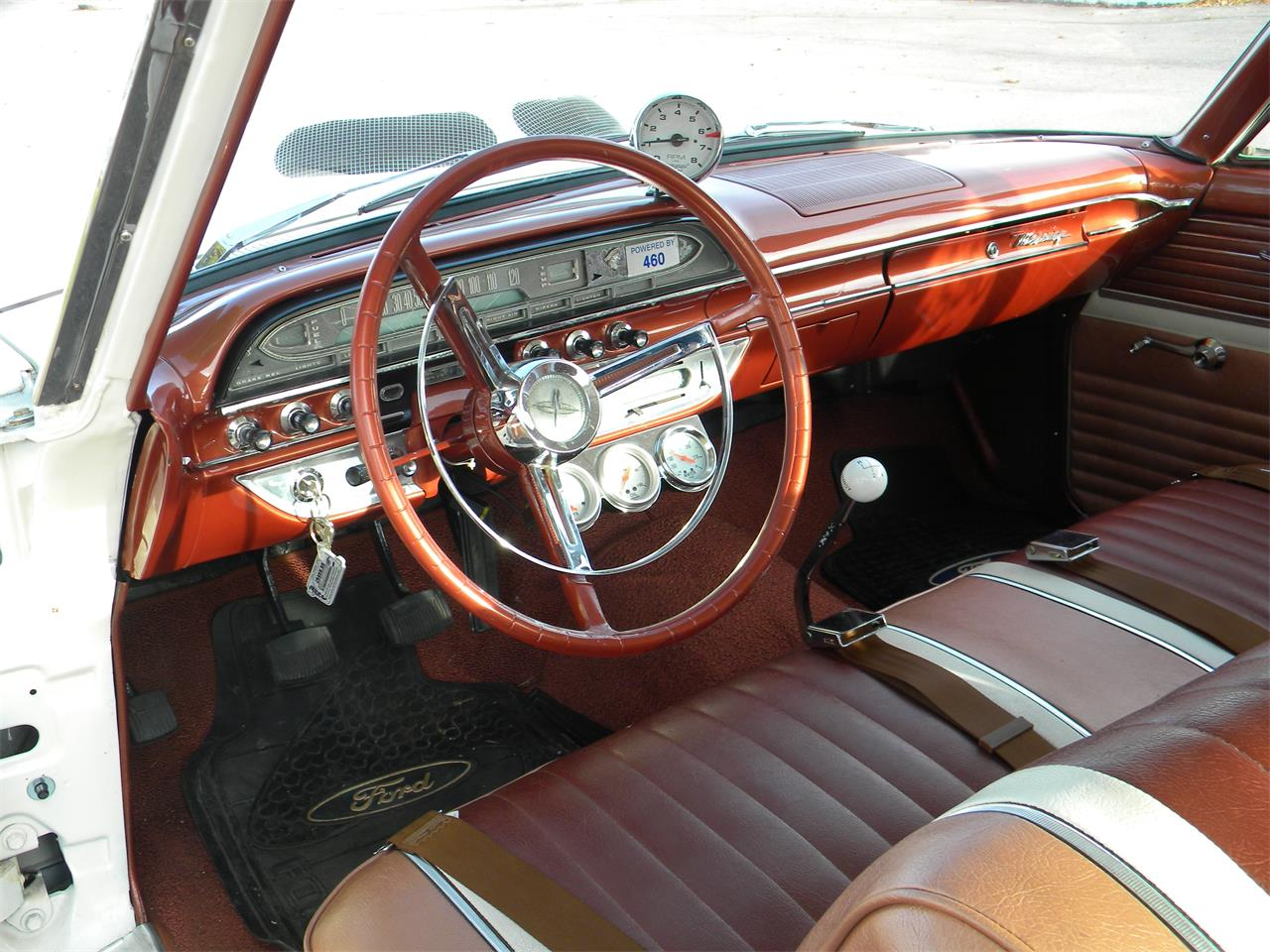 1961 Mercury Meteor (CC-1205742) for sale in KENMORE, New York