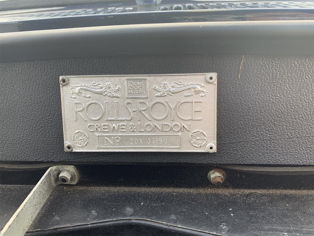 1983 Rolls-Royce Corniche (CC-1205744) for sale in BOCA RATON, Florida