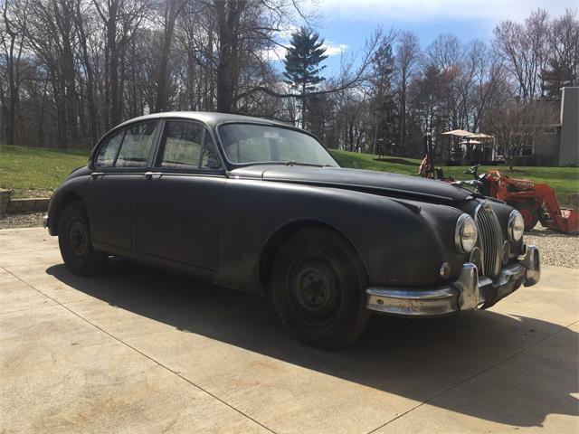 1960 Jaguar Mark II (CC-1205773) for sale in Newark, Ohio