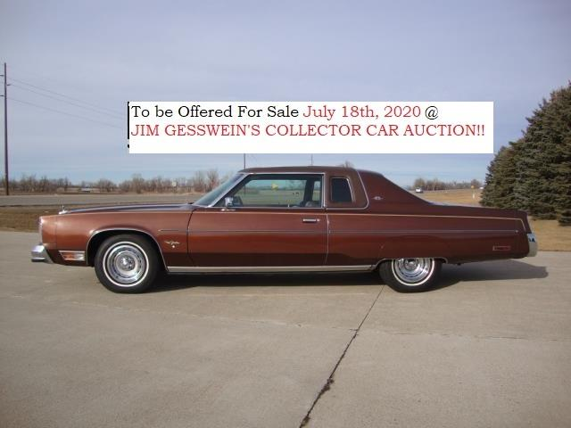 1977 Chrysler New Yorker (CC-1205795) for sale in Milbank, South Dakota