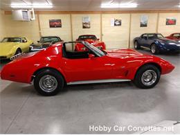 1977 Chevrolet Corvette (CC-1205796) for sale in martinsburg, Pennsylvania