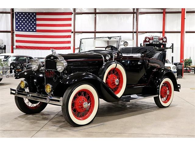 1931 Ford Model A (CC-1205810) for sale in Kentwood, Michigan