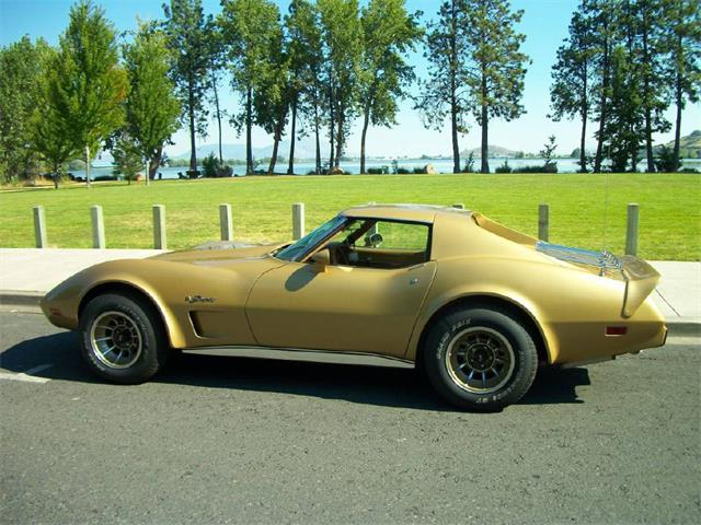 1976 Chevrolet Corvette (CC-1205895) for sale in West Pittston, Pennsylvania
