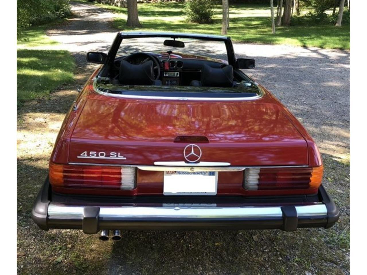 1978 Mercedes-Benz 450SL (CC-1205928) for sale in Hanover, Massachusetts