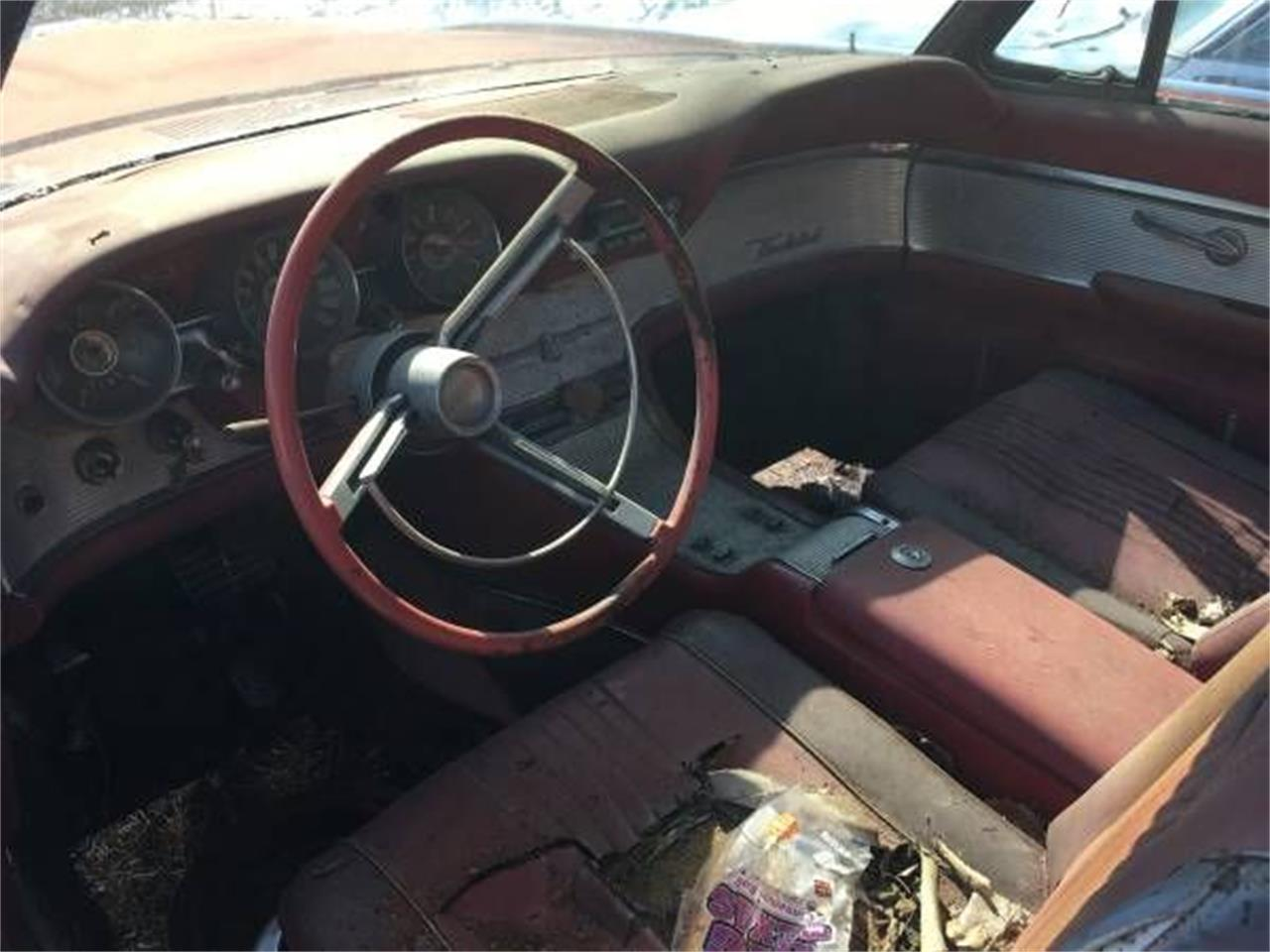 1963 Ford Thunderbird (CC-1206020) for sale in Cadillac, Michigan