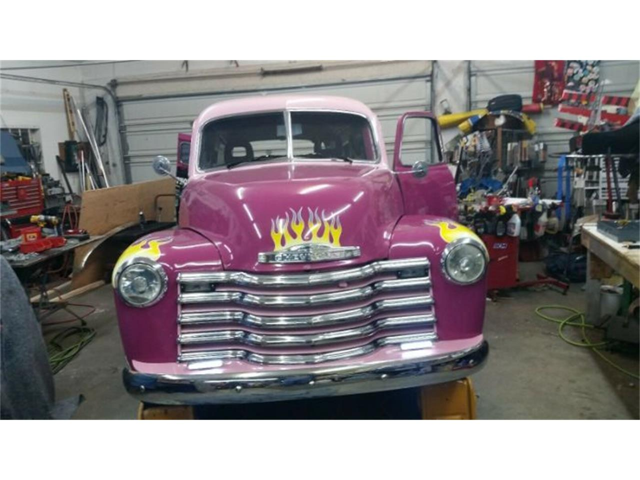 1950 Chevrolet Panel Truck (CC-1206026) for sale in Cadillac, Michigan