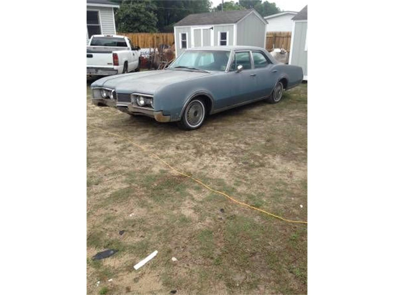 1967 Oldsmobile Delta 88 (CC-1206029) for sale in Cadillac, Michigan