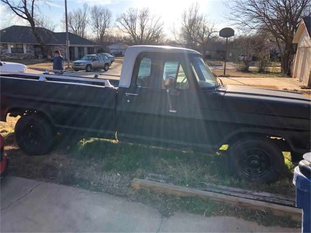 1972 Ford F100 (CC-1200603) for sale in Cadillac, Michigan