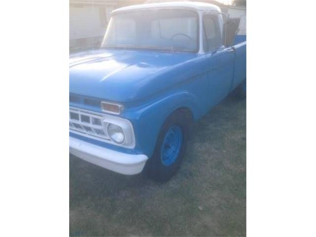 1965 Ford F250 (CC-1206032) for sale in Cadillac, Michigan