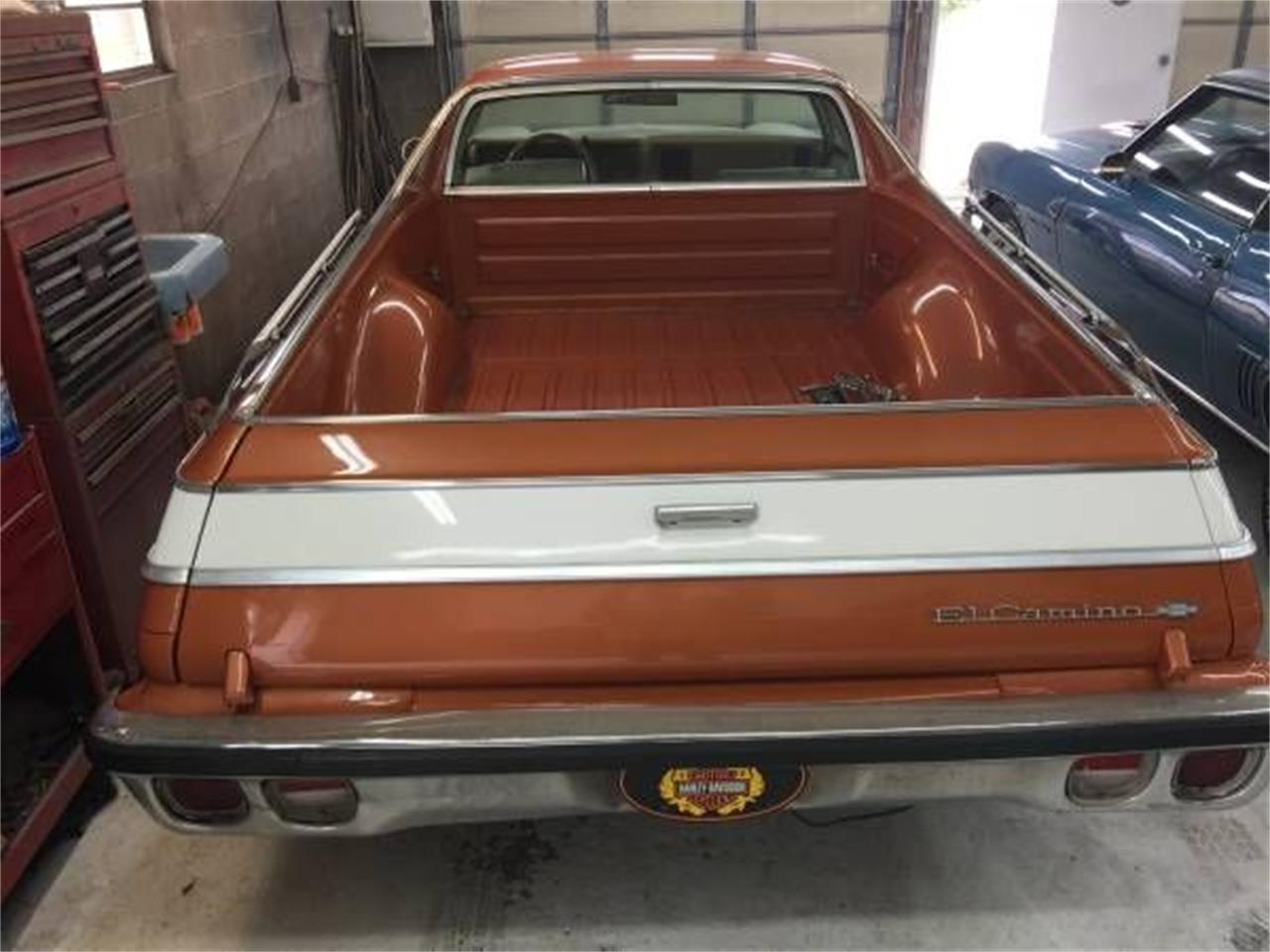 1977 Chevrolet El Camino (CC-1206035) for sale in Cadillac, Michigan
