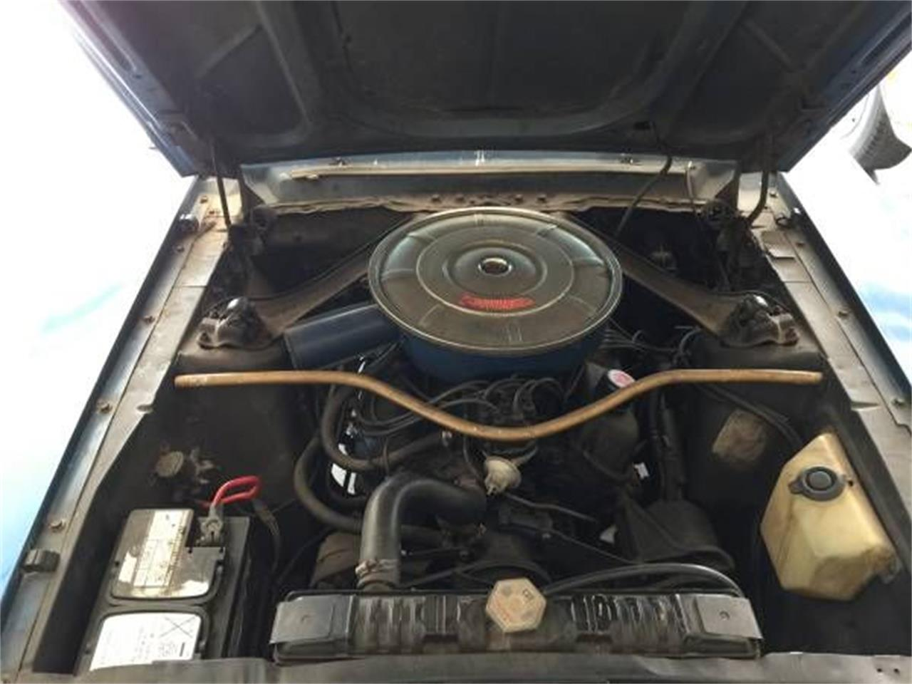 1967 Ford Mustang (CC-1206036) for sale in Cadillac, Michigan