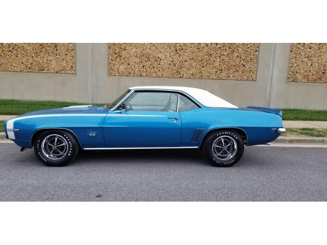 1969 Chevrolet Camaro (CC-1206037) for sale in Linthicum, Maryland