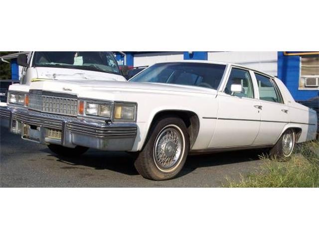 1978 Cadillac Sedan (CC-1206040) for sale in Cadillac, Michigan