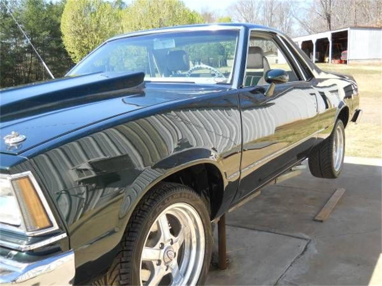 1979 Chevrolet El Camino (CC-1206042) for sale in Cadillac, Michigan