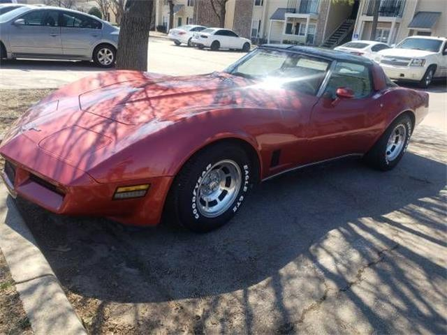 1980 Chevrolet Corvette (CC-1200605) for sale in Cadillac, Michigan