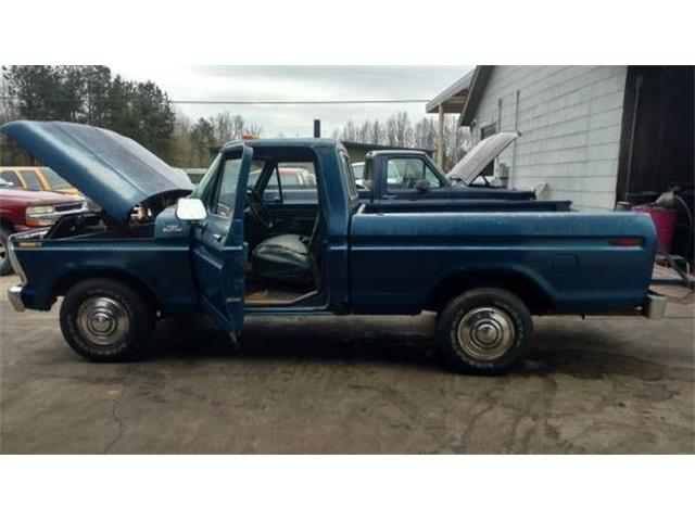 1979 Ford F100 (CC-1206057) for sale in Cadillac, Michigan