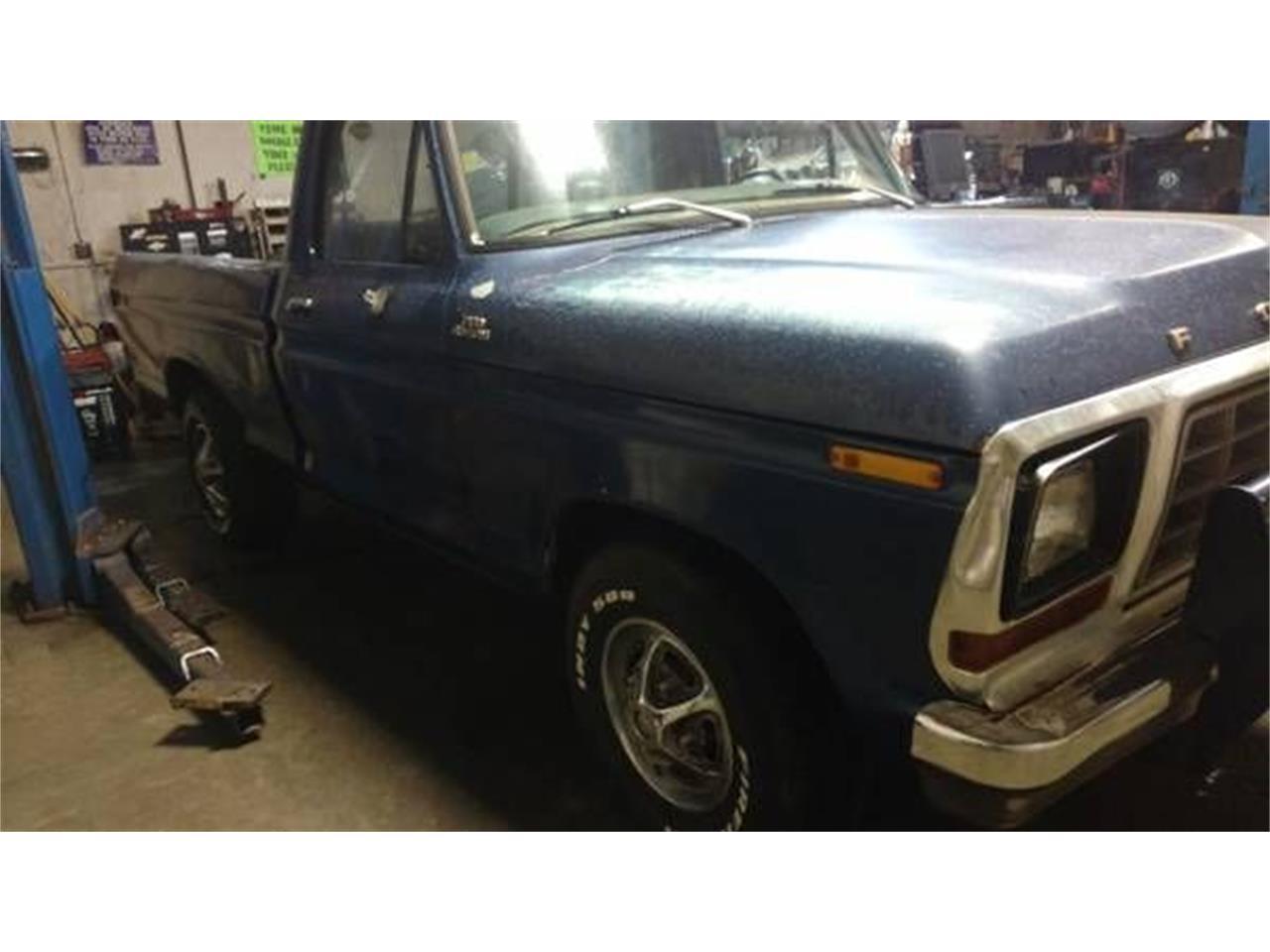 1979 Ford F100 (CC-1206057) for sale in Cadillac, Michigan