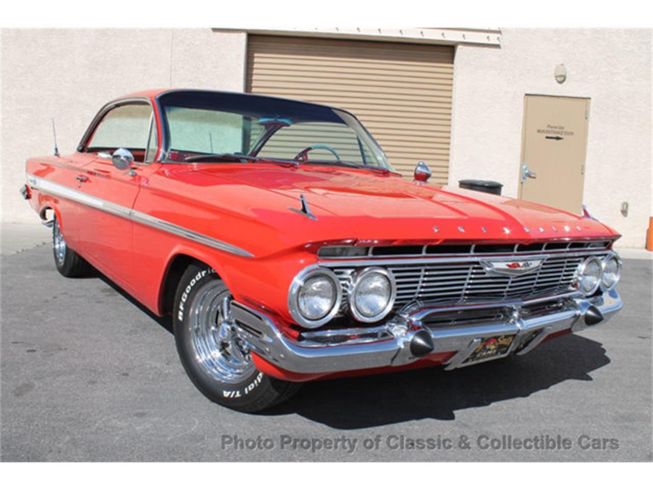 1961 Chevrolet Impala (CC-1206064) for sale in Las Vegas, Nevada