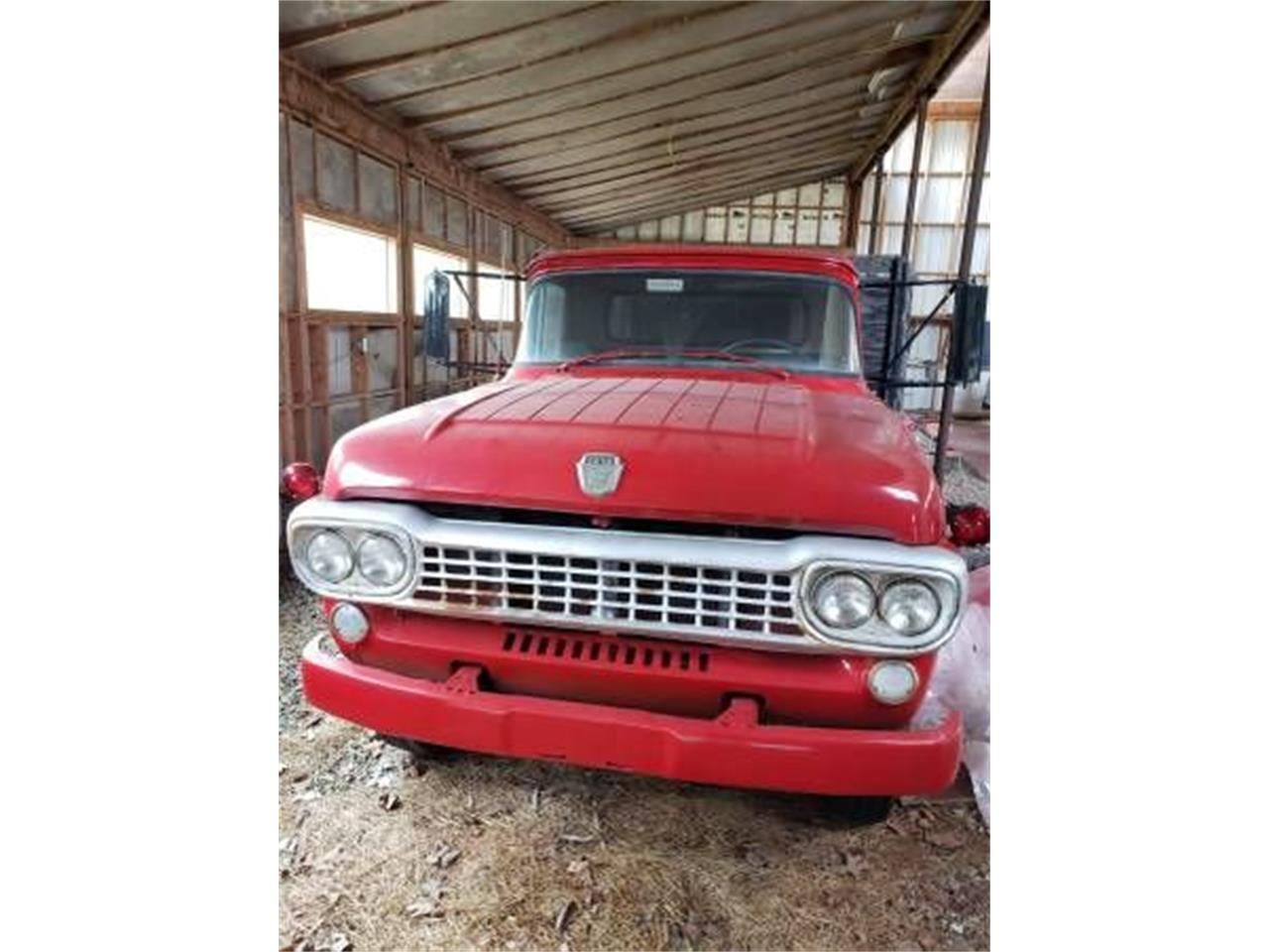 1958 Ford Pickup (CC-1206066) for sale in Cadillac, Michigan