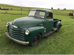 1951 Chevrolet Pickup (CC-1206068) for sale in Cadillac, Michigan