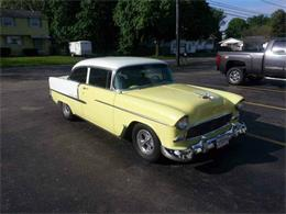 1955 Chevrolet Bel Air (CC-1206071) for sale in Cadillac, Michigan