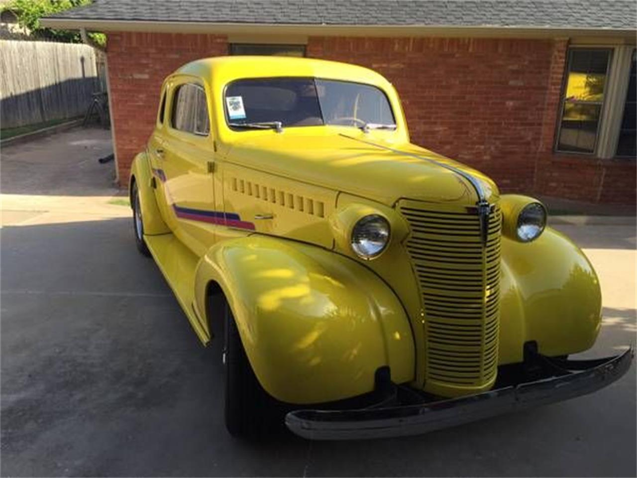 1938 Chevrolet Coupe (CC-1200608) for sale in Cadillac, Michigan