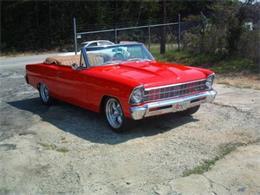 1967 Chevrolet Nova (CC-1206080) for sale in Cadillac, Michigan