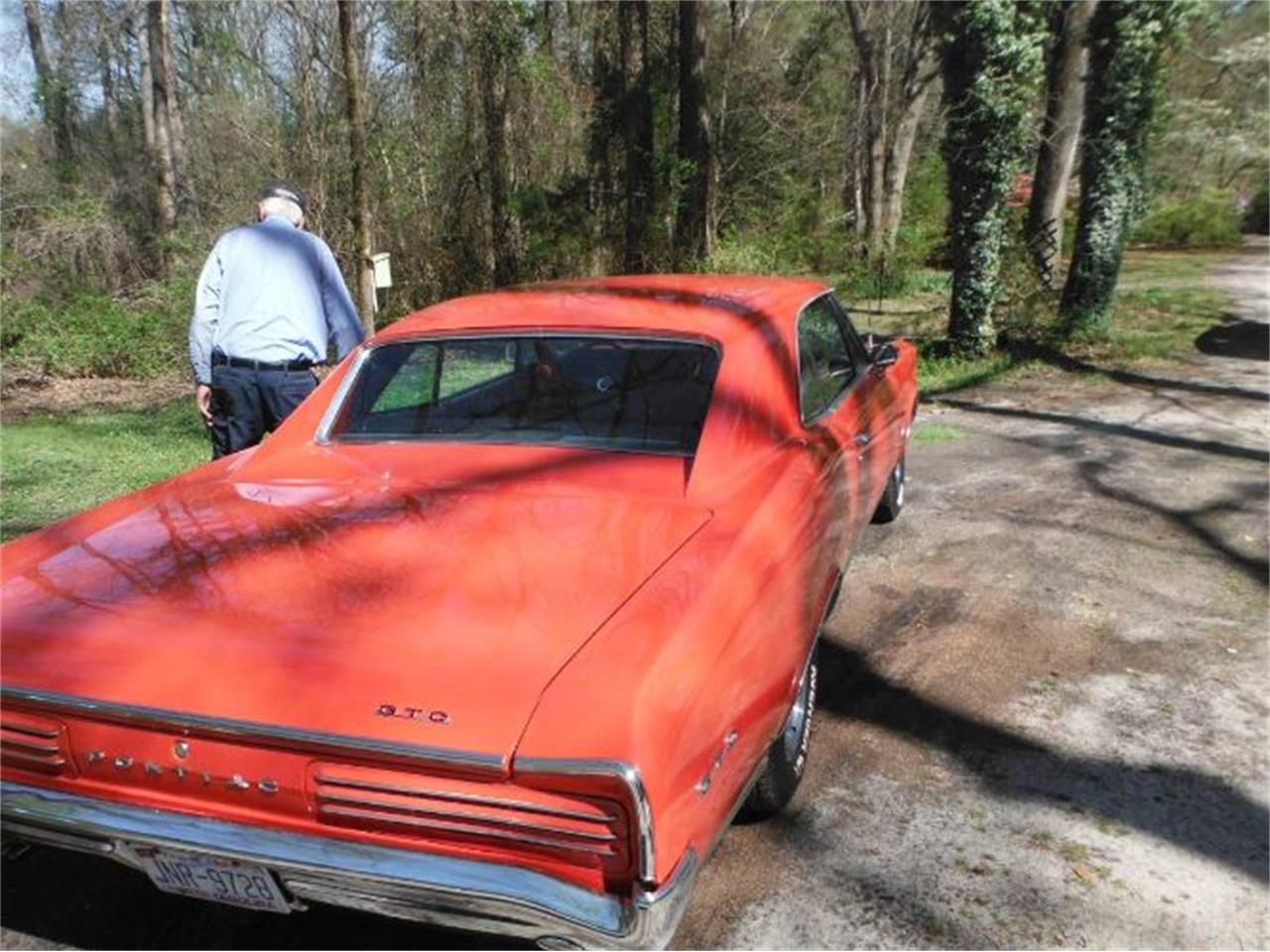 1966 Pontiac GTO (CC-1206087) for sale in Cadillac, Michigan