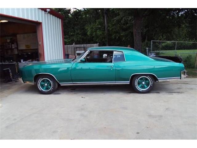 1972 Chevrolet Monte Carlo (CC-1200061) for sale in Cadillac, Michigan