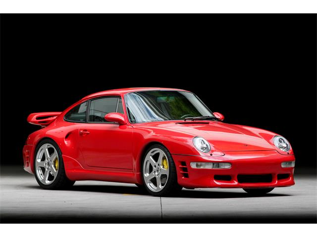 1996 Porsche 911 (CC-1206125) for sale in boise, Idaho