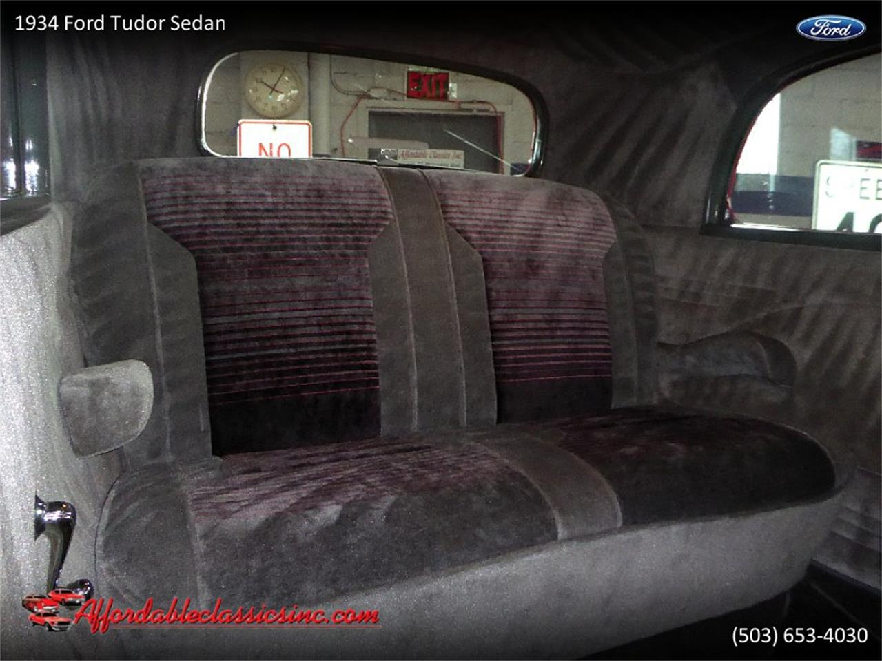 1934 Ford Tudor (CC-1206152) for sale in Gladstone, Oregon