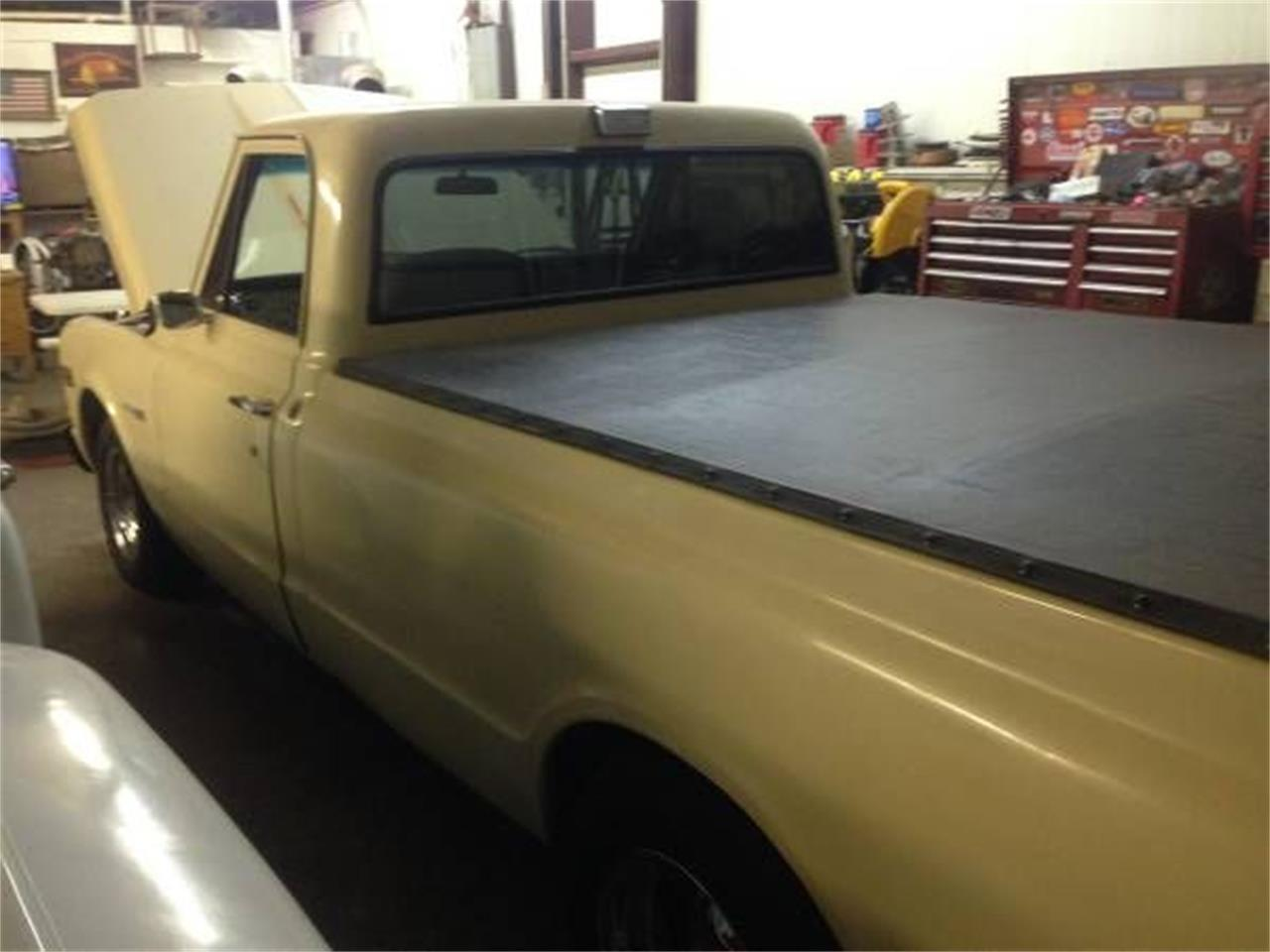 1972 Chevrolet C10 (CC-1200616) for sale in Cadillac, Michigan