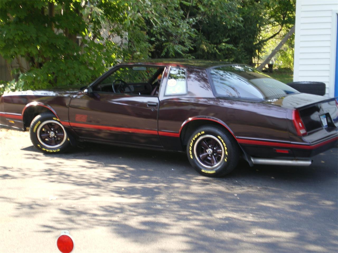 1987 Chevrolet Monte Carlo SS (CC-1206172) for sale in Ghent, New York