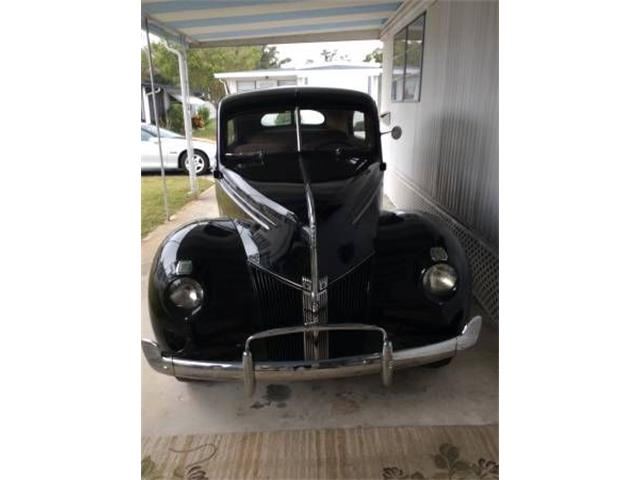 1940 Ford Coupe (CC-1200618) for sale in Cadillac, Michigan