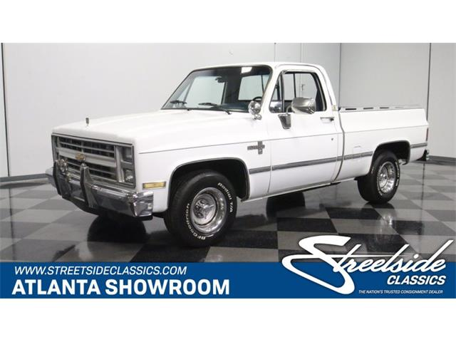 1986 Chevrolet C10 (CC-1206181) for sale in Lithia Springs, Georgia