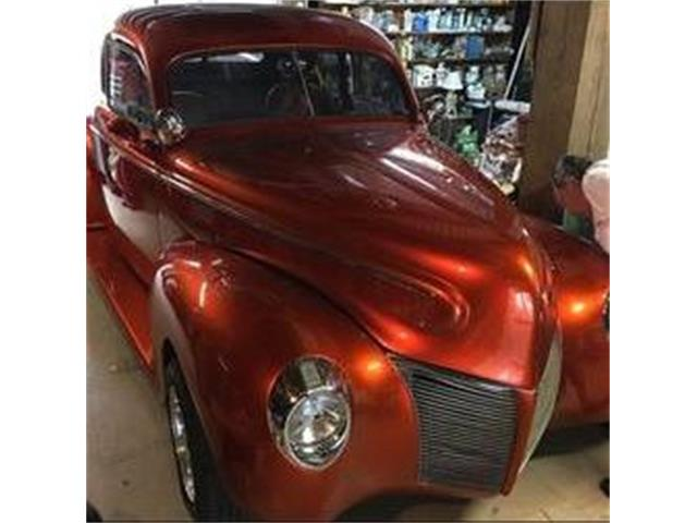 1940 Mercury Hot Rod (CC-1200619) for sale in Cadillac, Michigan