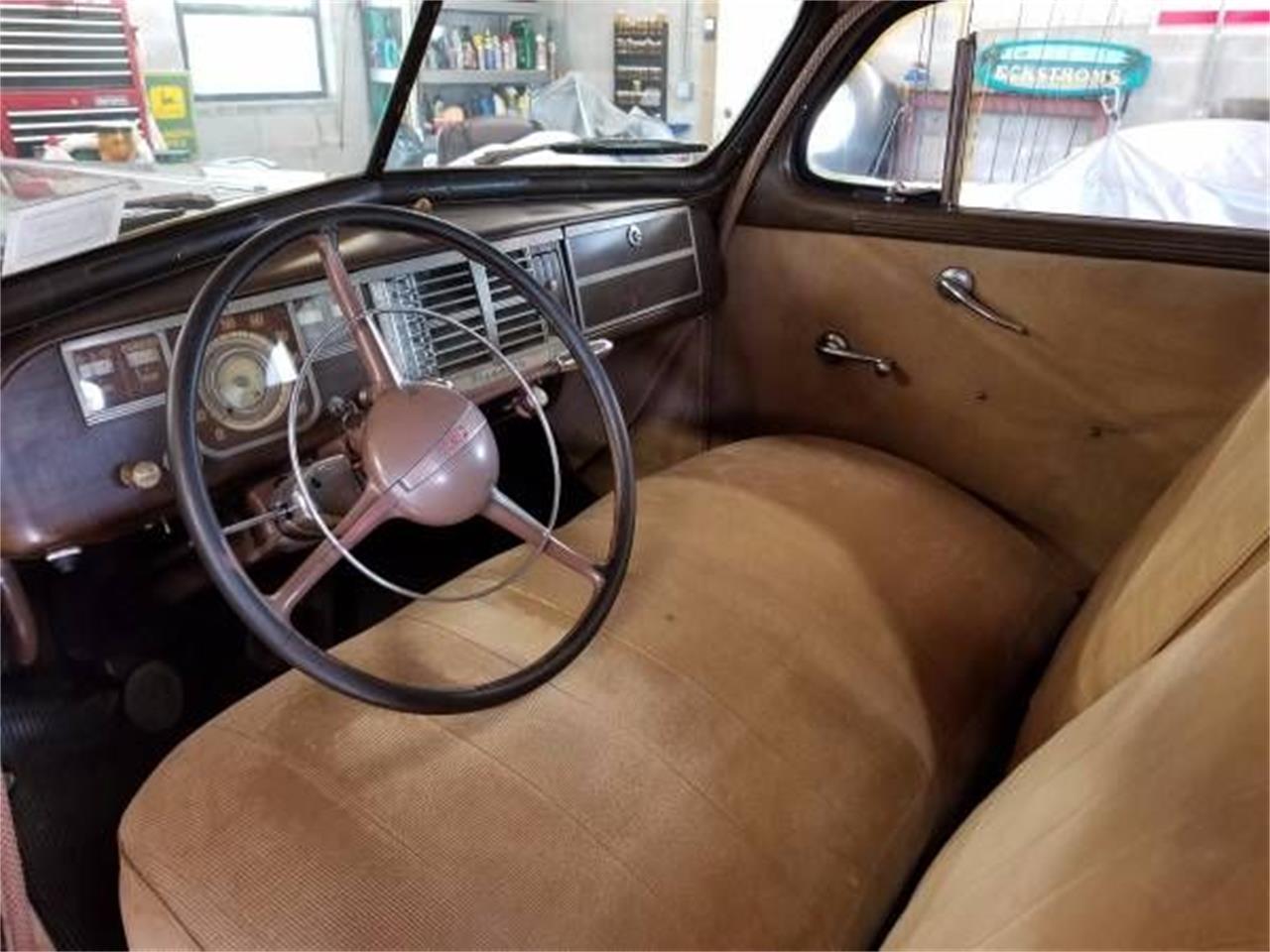 1940 Plymouth Sedan (CC-1200622) for sale in Cadillac, Michigan